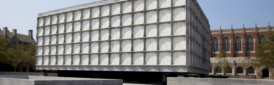 Beinecke-Library_Yale