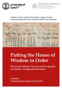 Putting the House of Wisdom in Order