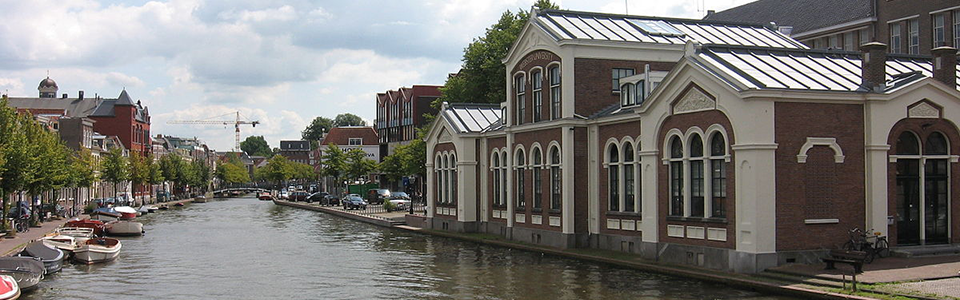 Webster University Oude Rijn Leiden